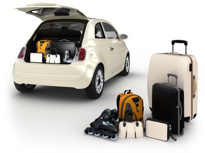 Bild Fiat 500 weiß Kofferraumvolumen
