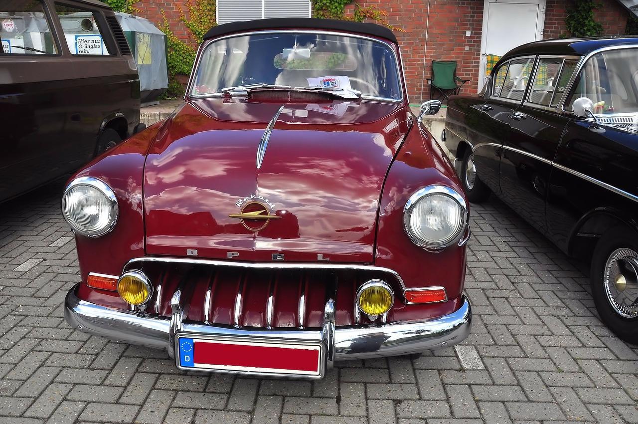 Bild Opel Oldtimer