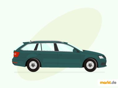 Grafik Škoda Octavia Combi