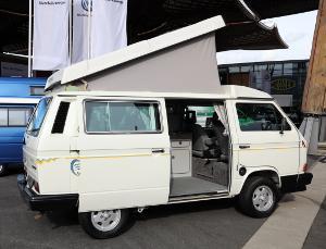 Bild weißer VW T3