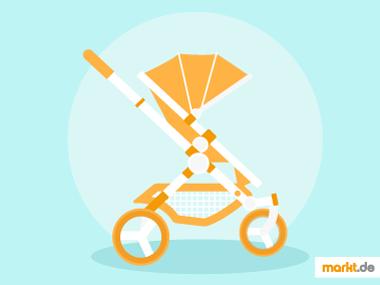 Den richtigen Kinderwagen auswählen
