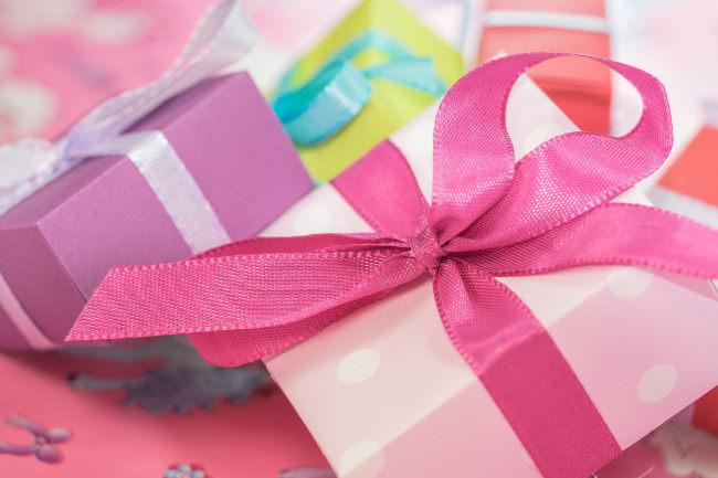 Bild von Baby Shower Party Geschenke