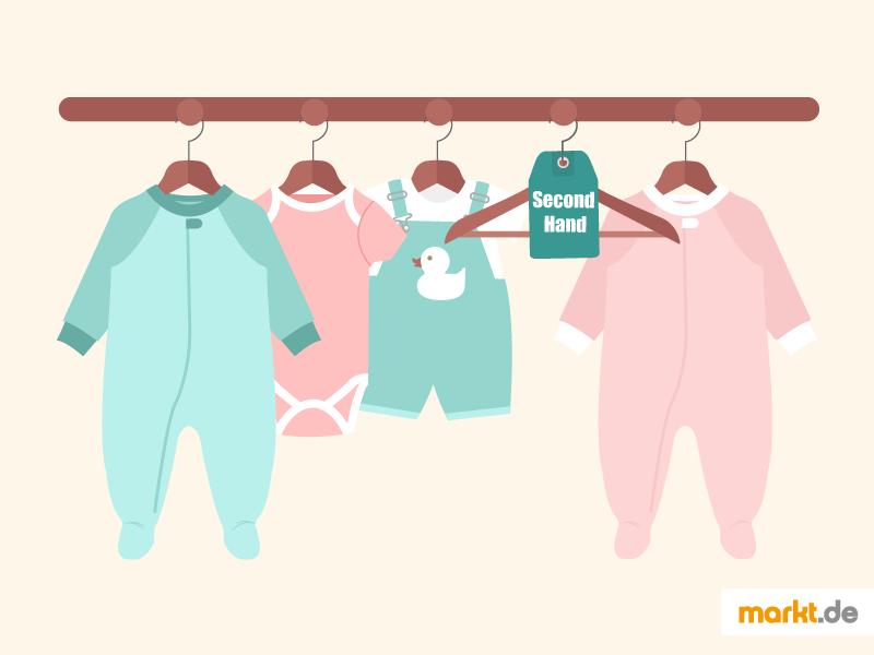 big sale e8933 2943f Kleinkinder- und Babykleidung aus zweiter Hand | markt.de