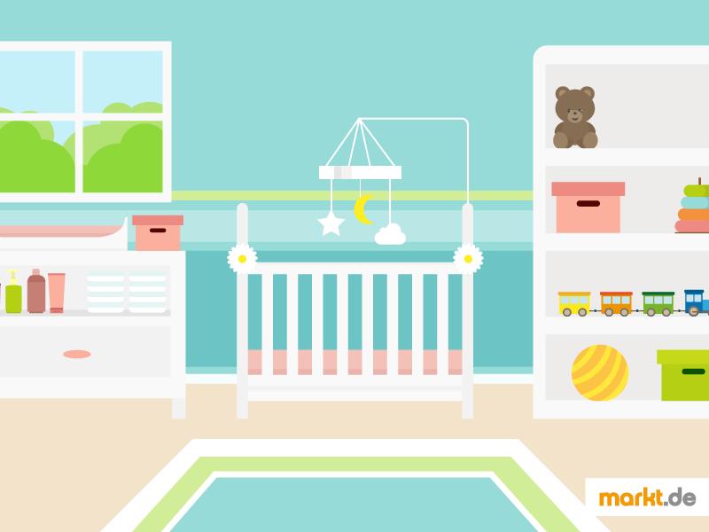 Babyzimmer Farbgestaltung farbgestaltung eines babyzimmers farbenlehre markt de