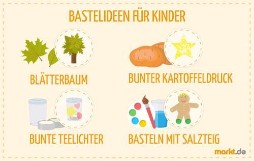 Bild von Bastelideen für Kinder