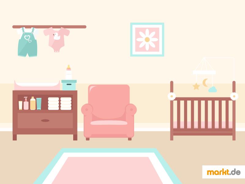 Tipps für die Einrichtung eines Babyzimmers | markt.de