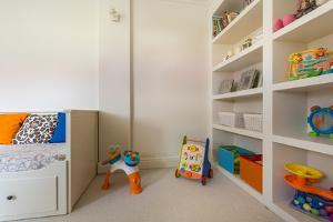 Bild Kinderzimmer in weiß