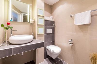 Badezimmer accessoires ohne bohren - Zimmer trennen ohne bohren ...