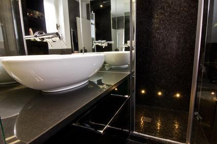 das badezimmer einrichten. Black Bedroom Furniture Sets. Home Design Ideas