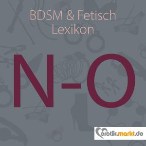 Bild BDSM Lexikon N-O