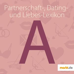 Dating-Begriffen