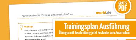 Grafik Ausführungen der Übungen als PDF