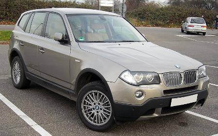 BMW_E83_front