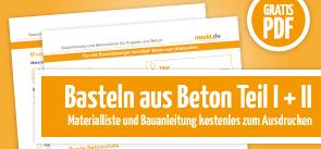 Grafik Download Anleitung Für Betonprojekte Teil 1+2