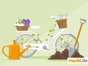 Grafik DIY-Ideen für Deinen Garten