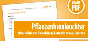 Grafik Download Anleitung für DIY Pflanzenkronleuchter