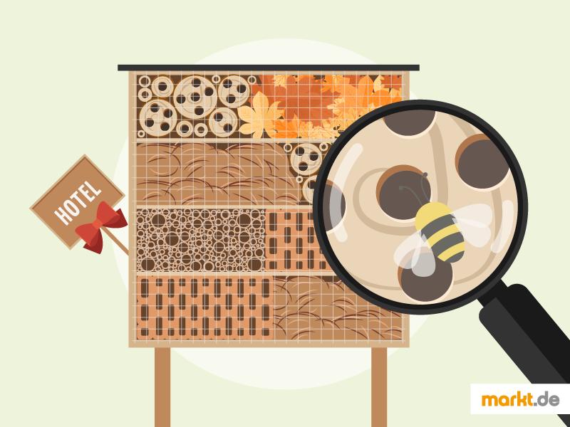 insektenhotel selber bauen bauanleitung tipps. Black Bedroom Furniture Sets. Home Design Ideas