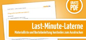 Grafik Last-Minute-Laterne PDF