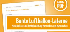 Grafik Luftballonlaterne PDF