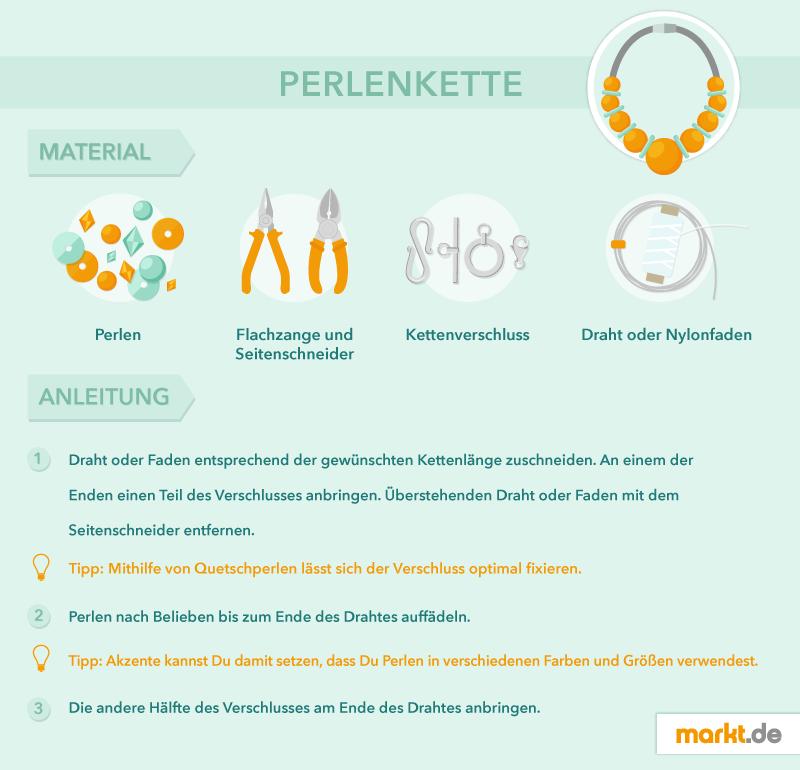 DIY Schmuck selber machen | markt.de
