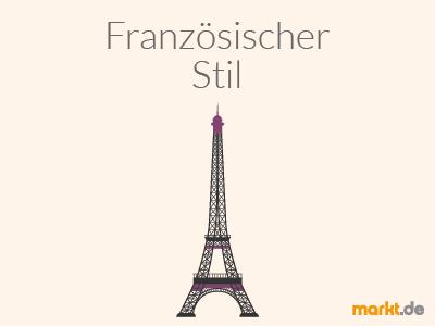 Grafik Französischer Stil