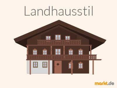 Grafik Landhausstil