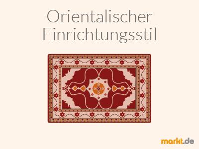 Grafik Orientalischer Stil