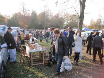 Flohmarkt in Rheinland-Pfalz