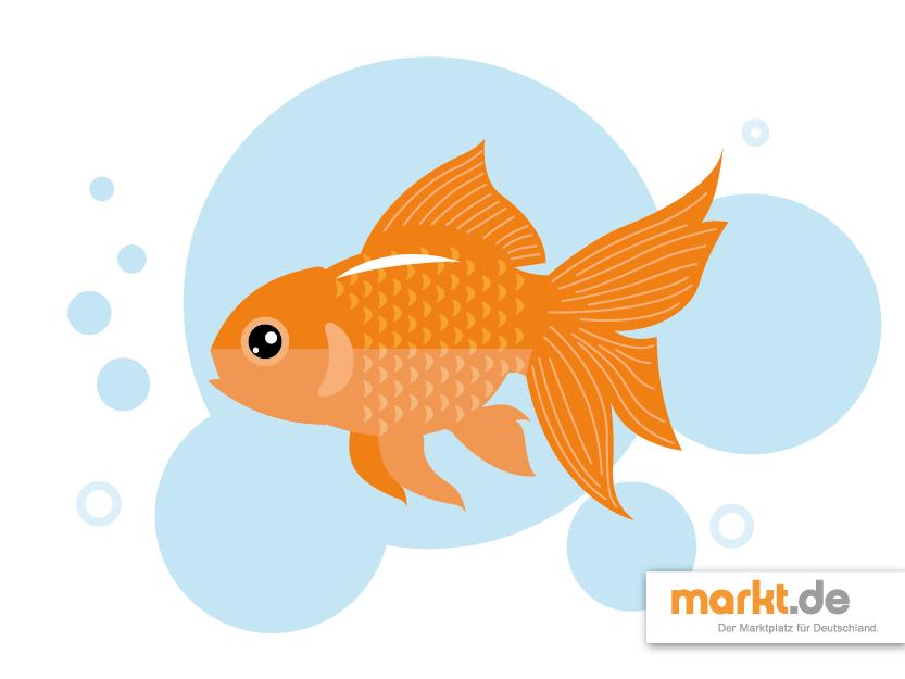 Grafik Goldfisch
