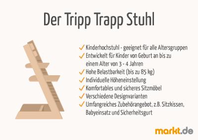 Grafik Tripp-Trapp-Stuhl