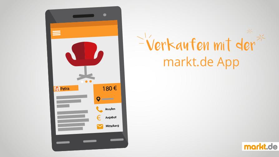 markt.de App