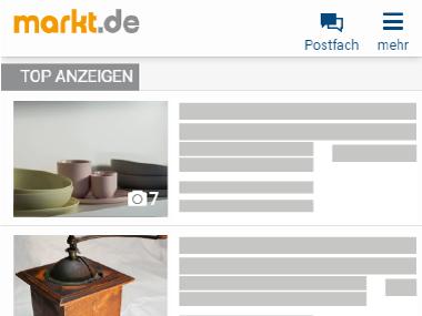 Top Anzeige / Top Artikel Zusatzoption