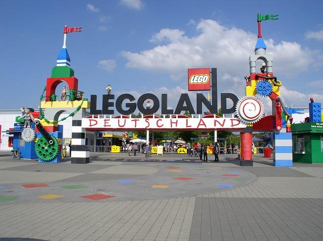 Bild Legoland