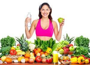 Bild Gesunde Ernährung