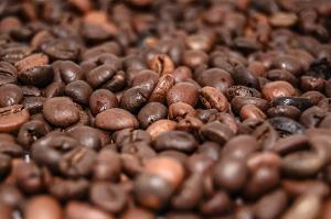 Bild Kaffeevollautomat Kaffeebohnen