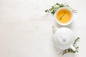 Bild Grüner Tee zum Abnehmen