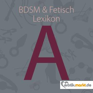 Bild BDSM Lexikon A