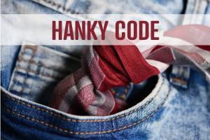 Bild Hanky Code