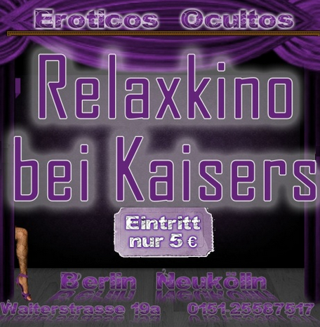 Relax Lounge bei Kaisers