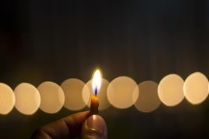 Kerze Erotik