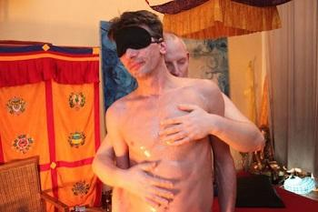 Massage Stern