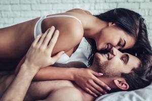 Intimität durch Sex