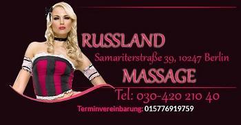 Russland-Massage