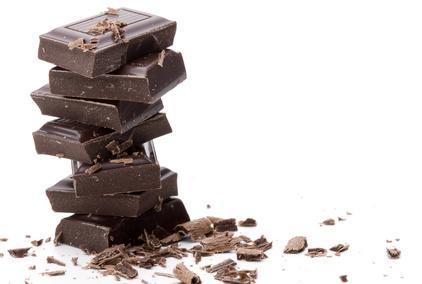 Schokolade für mehr Potenz