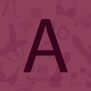 Bild Sexlexikon Buchstabe A