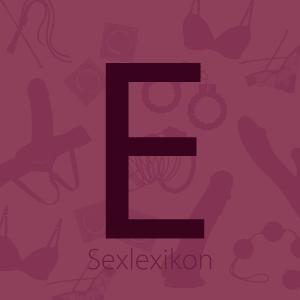 Bild Sexlexikon Buchstabe E
