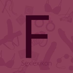 Bild Sexlexikon Buchstabe F