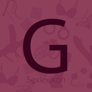Bild Sexlexikon Buchstabe G