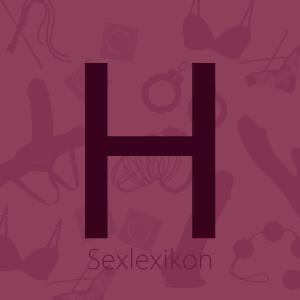 Bild Sexlexikon Buchstabe H