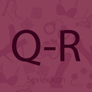 Grafik Sexlexikon Q bis R